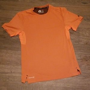 Russel Dri Power 360 Training Fit Gym Shirt - NWOT